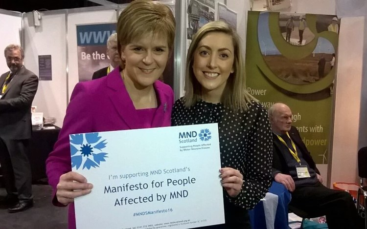 Scottish Government Commitment to Fund MND PhDs Becomes a Reality