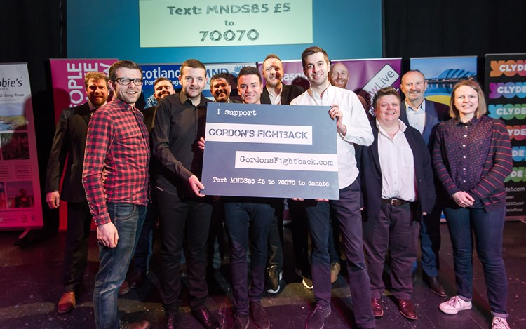 Stand Up Against MND Raises Over £50,000 for MND
