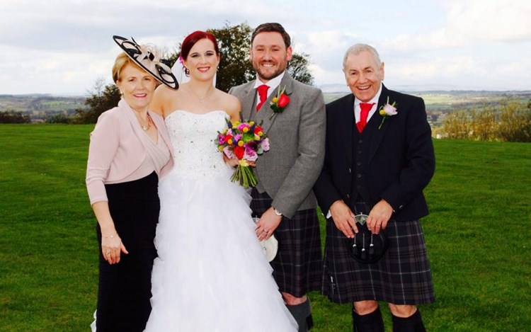 From Sydney to Scotland; Frank shares his MND story
