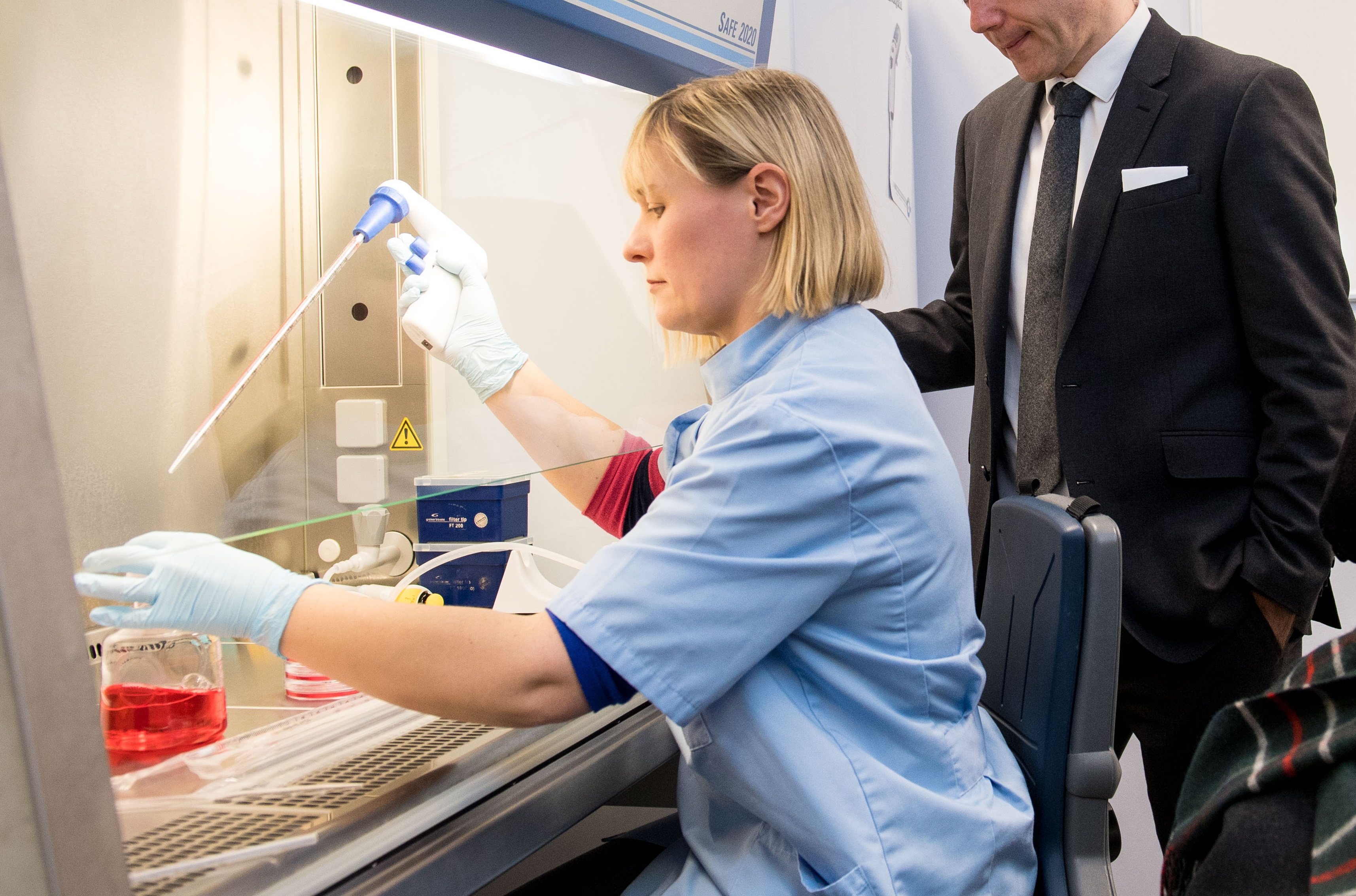 £583,000 funding into MND research