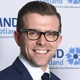 Lawrence Cowan, Chair of MND Scotland