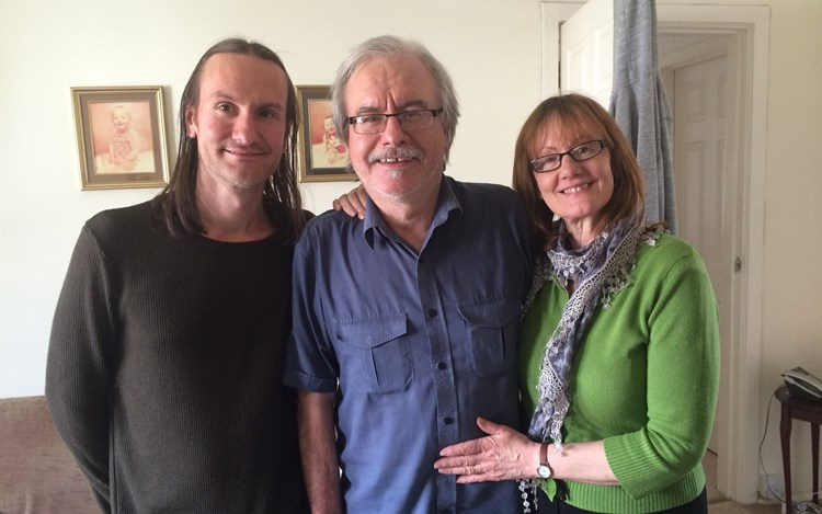 Lanarkshire man releases charity single for Dad with MND