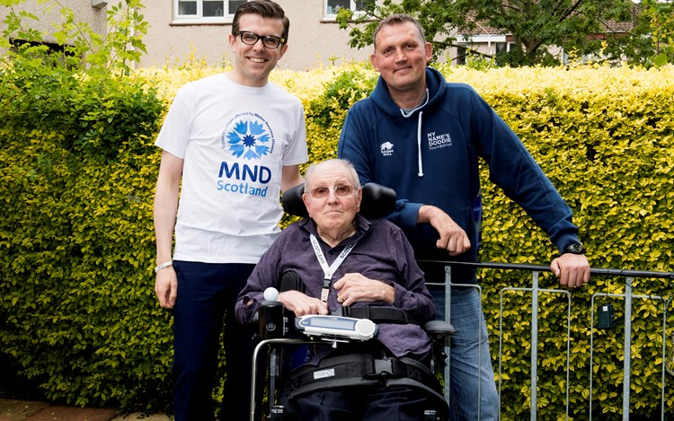 MND Charities Join Forces to Support Families in Scotland