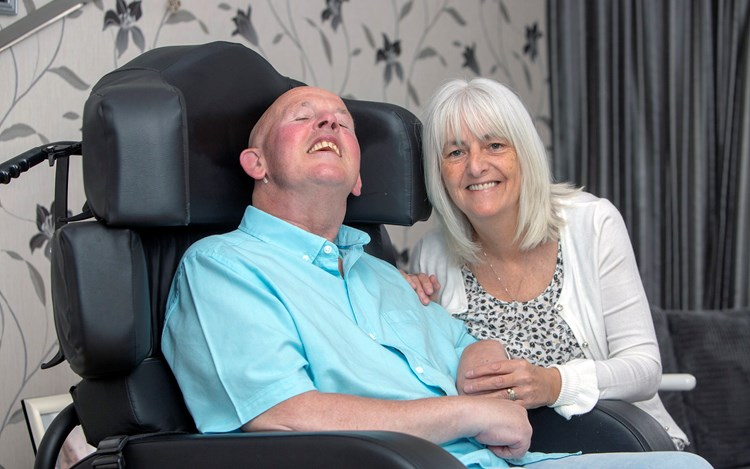 Dunbar man shares his story with Motor Neurone Disease for MND Awareness Week