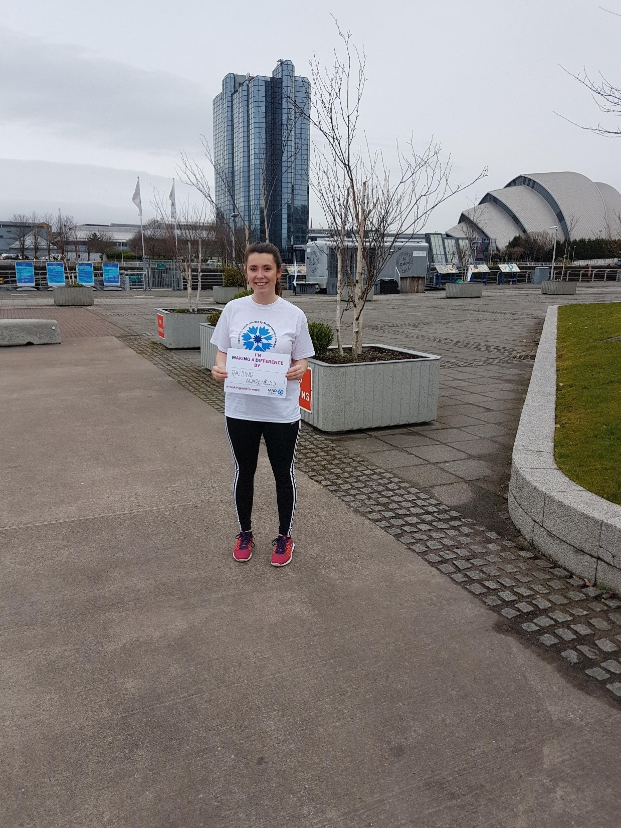 Wishaw Woman to Trek Great Wall of China for MND