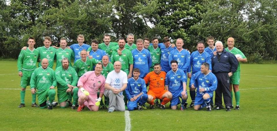 Edinburgh Family Hosts 10th Football Fundraiser