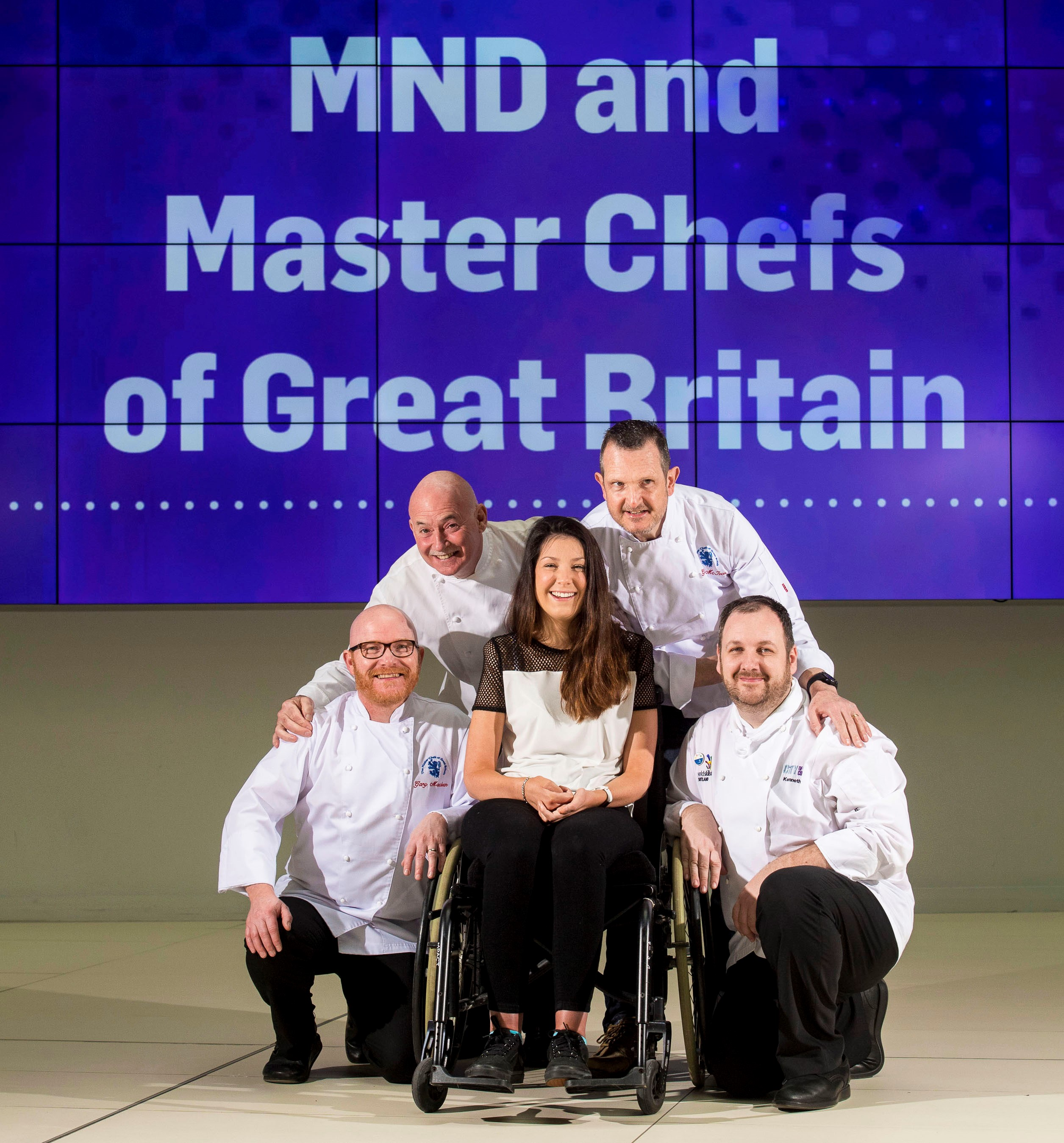 Master Chefs cook up a storm for MND