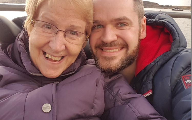 Guest blog: My Carer's Week Story (Ian Ballantine)