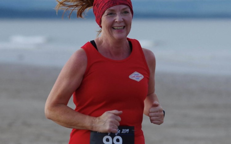 Ultra Challenge for Marathon Mum in aid of MND